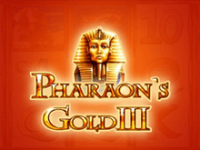 Бонусы для игры в Pharaohs Gold III