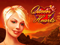 Бонусы для игры в Queen Of Hearts